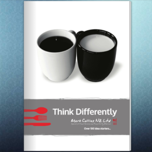 Think Differently (hard copy book)